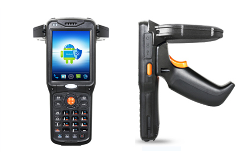 RFID超高频安卓手持PDA数据采集器