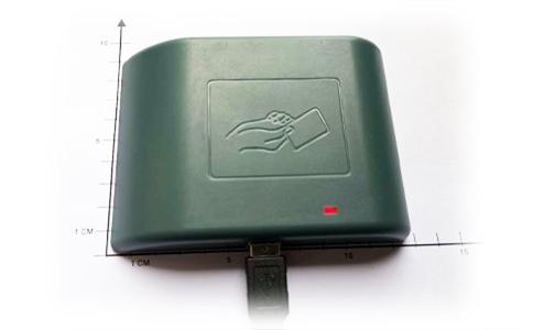 RFID超高频桌面式USB接口发卡器UR5002